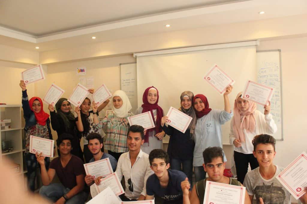 HOT refugee training