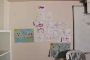 drawings-on-wall