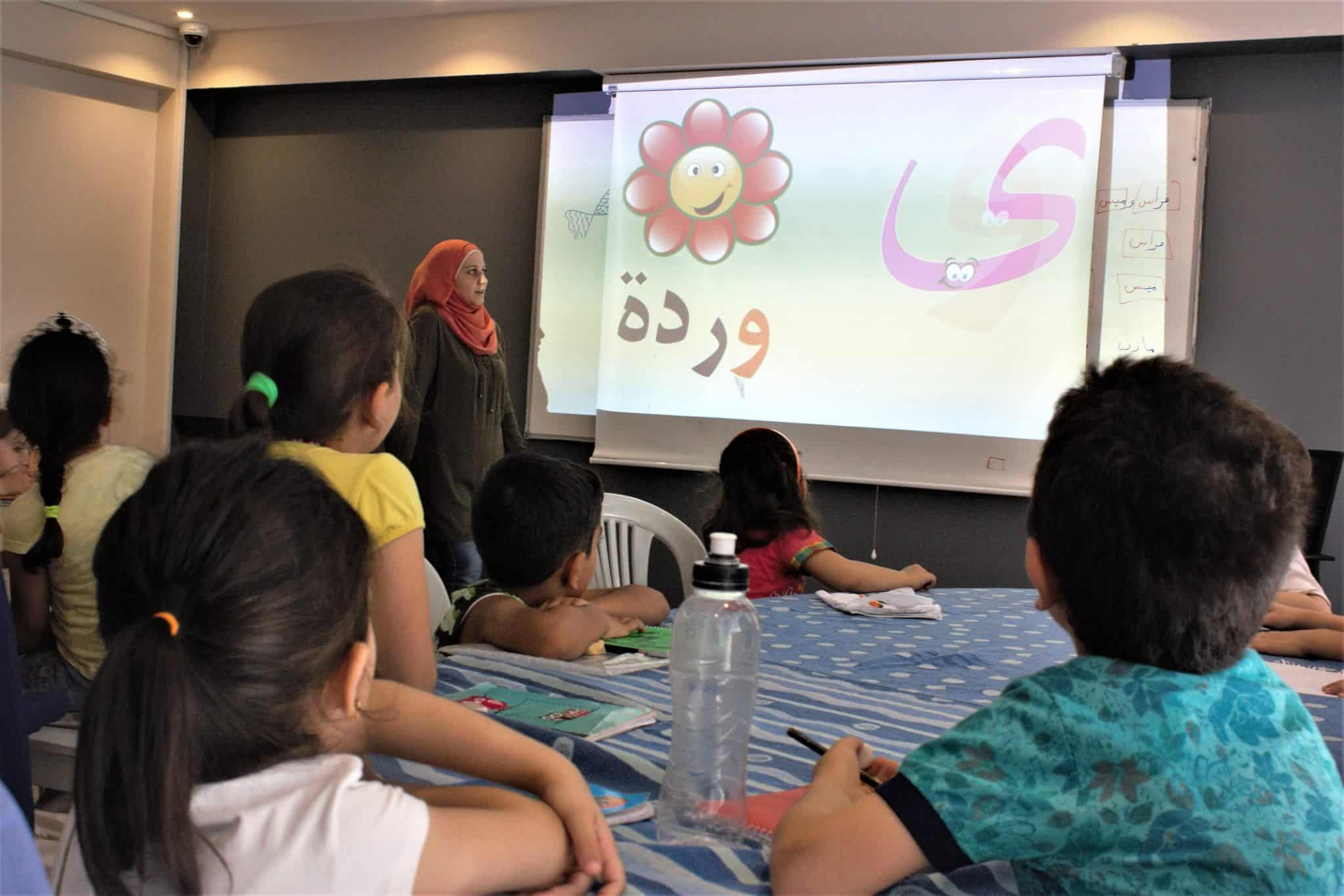 arabic-lessons-syrian-kids-istanbul